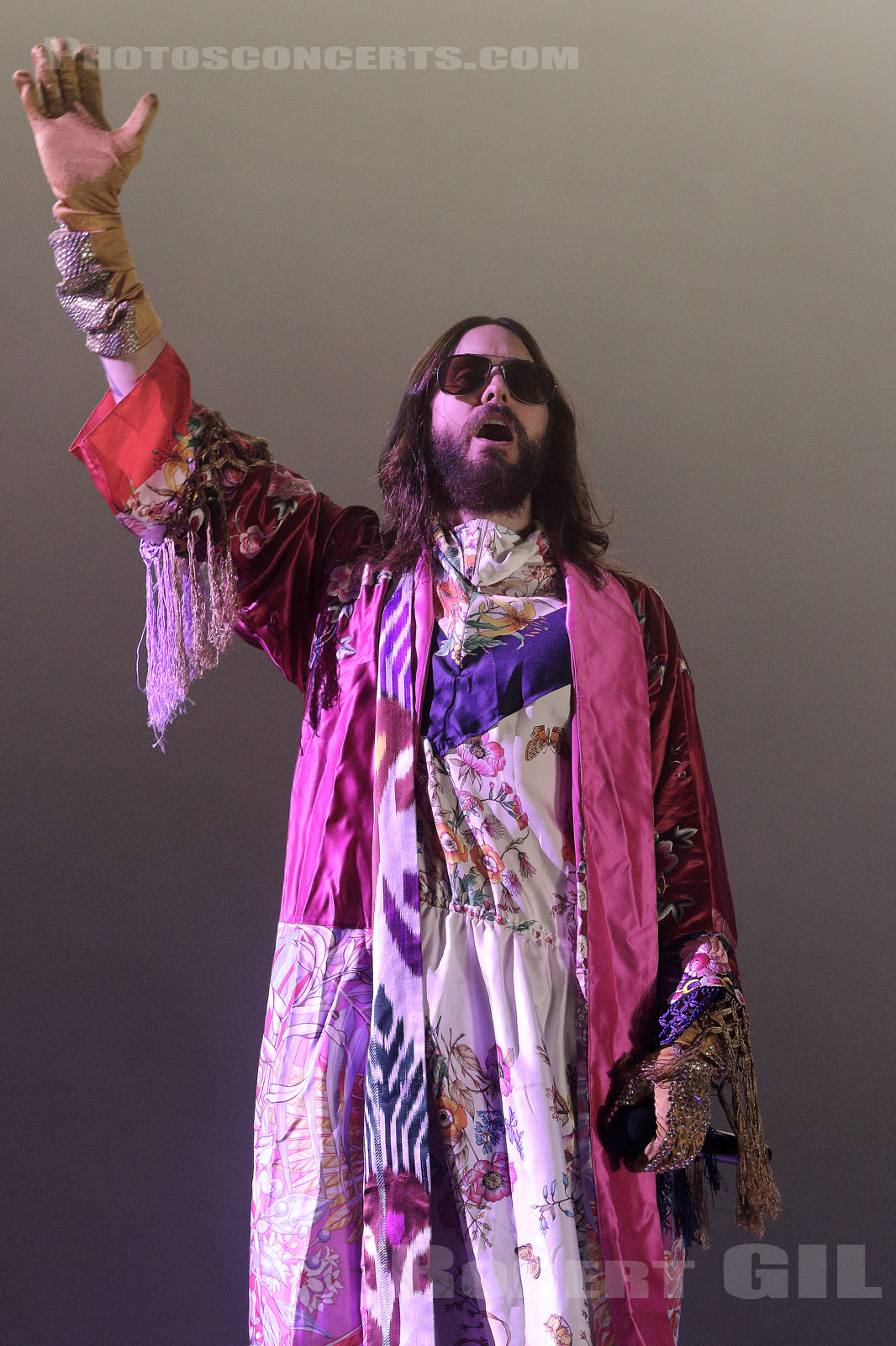 30 SECONDS TO MARS - 2018-08-25 - SAINT CLOUD - Domaine National - Grande Scene