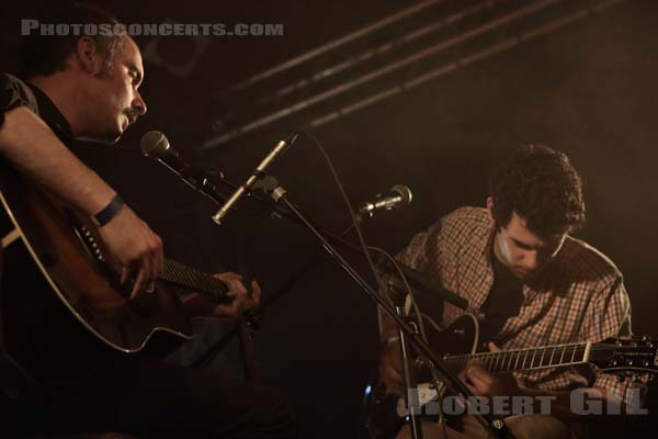39TH AND THE NORTONS - 2016-08-17 - PARIS - Point Ephemere