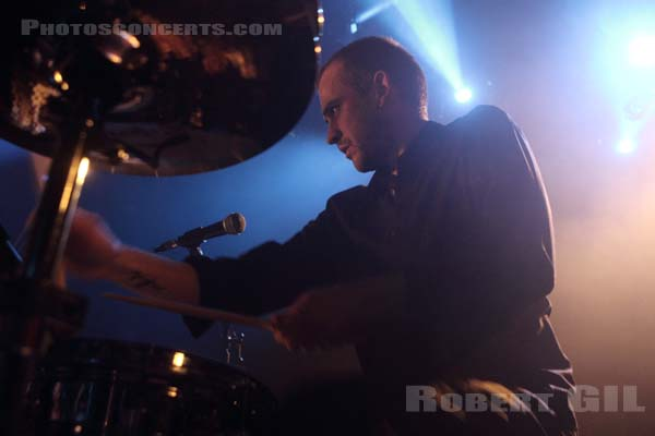 A DEAD FOREST INDEX - 2015-11-18 - PARIS - La Maroquinerie