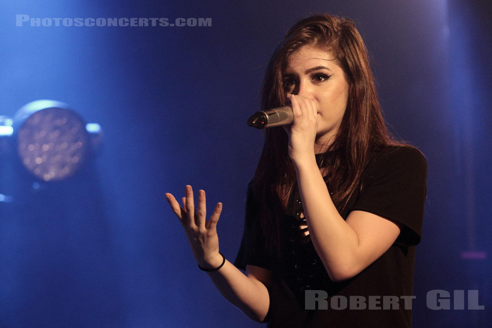 AGAINST THE CURRENT - 2016-10-08 - PARIS - La Maroquinerie