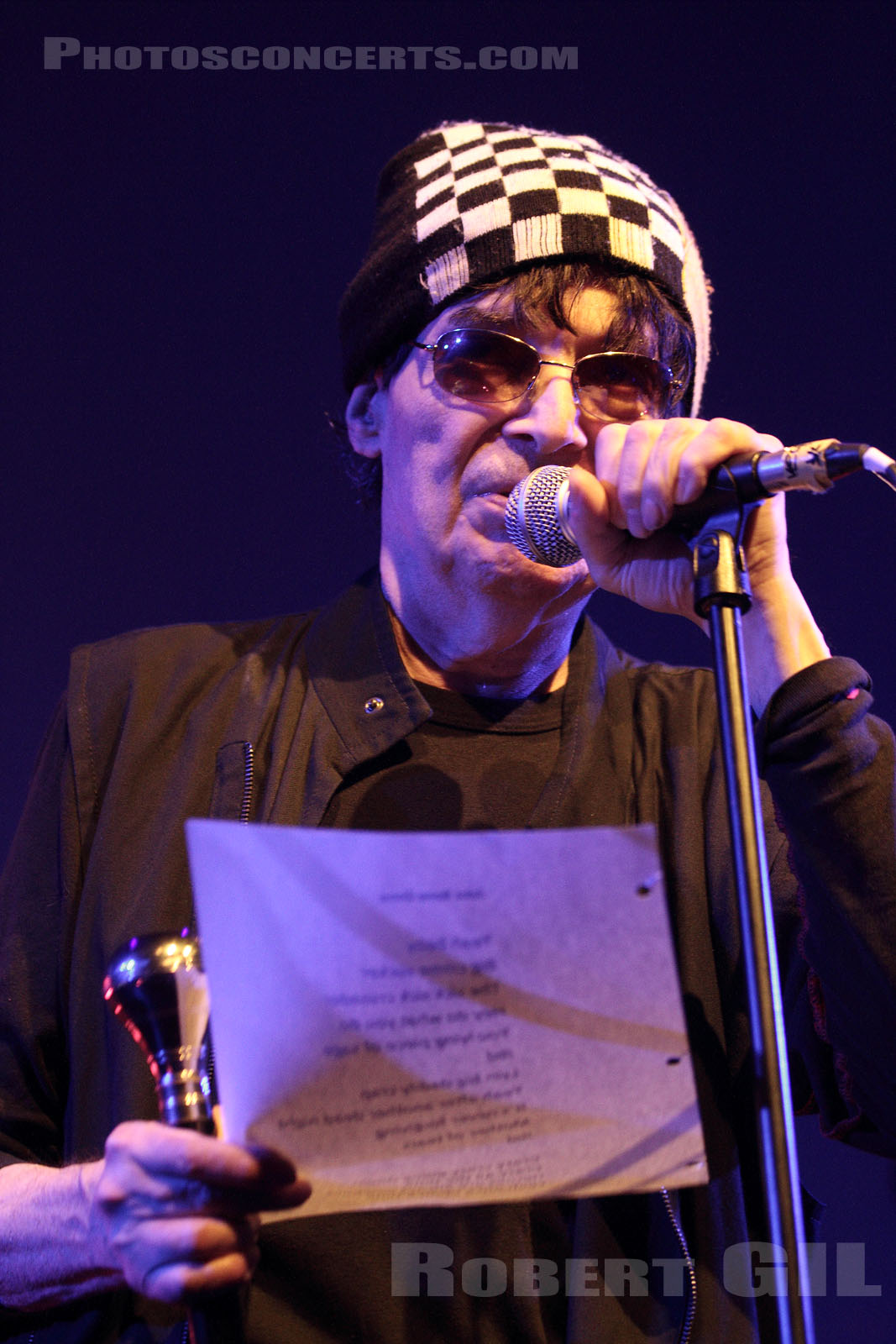 ALAN VEGA - 2012-10-19 - PARIS - Gaite Lyrique