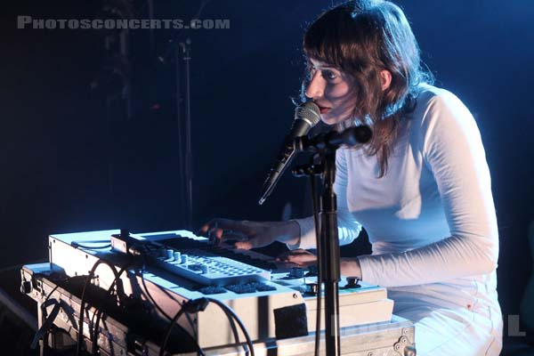 ALDOUS HARDING - 2017-11-13 - PARIS - Point Ephemere