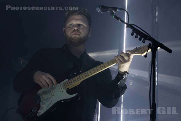 ALT-J - 2017-07-23 - PARIS - Hippodrome de Longchamp - Alternative Stage