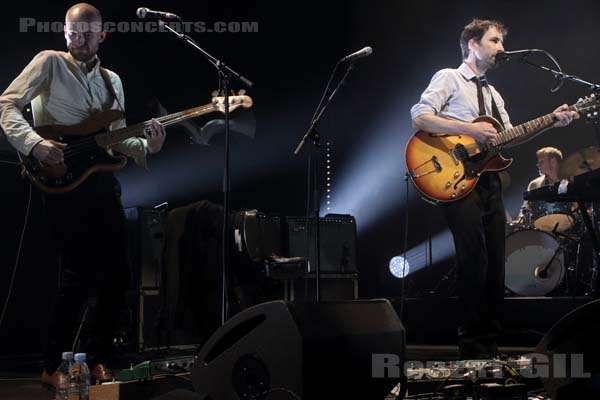 ANDREW BIRD - 2015-07-02 - PARIS - Philharmonie de Paris 2