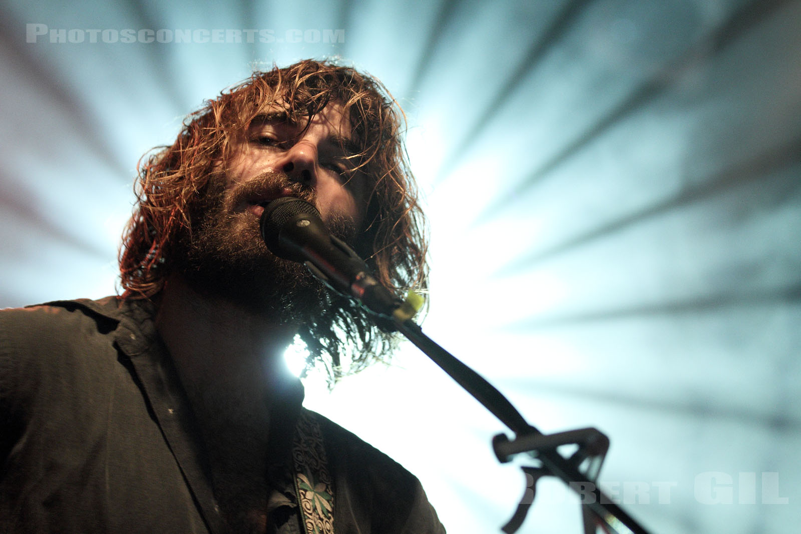 ANGUS STONE - 2012-10-10 - PARIS - Point Ephemere