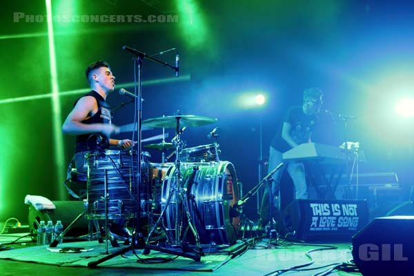 ARCHIE AND THE BUNKERS - 2017-06-10 - NIMES - Paloma - Grande Salle