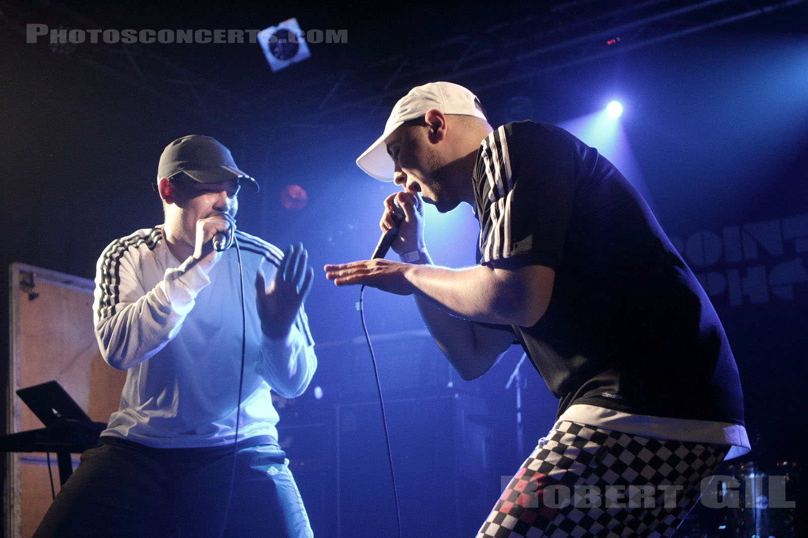 ASTROID BOYS - 2017-03-09 - PARIS - Point Ephemere