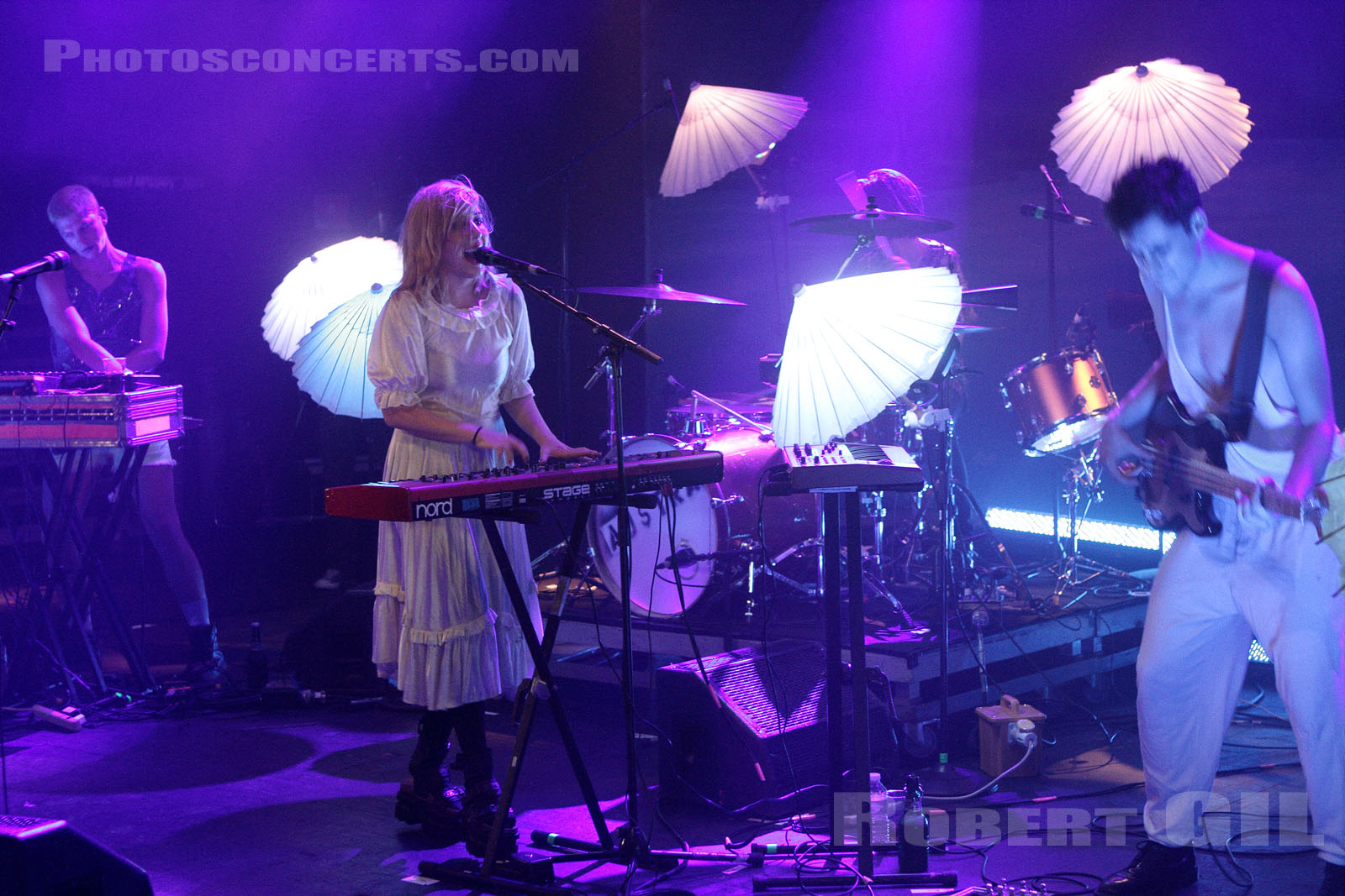 AUSTRA - 2013-11-07 - PARIS - La Cigale