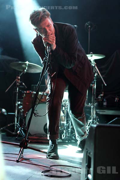 BAD BREEDING - 2014-11-16 - PARIS - La Cigale