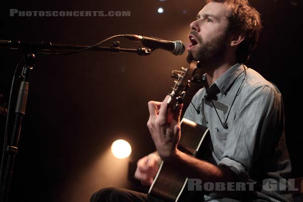 BALTHAZAR B AND THE BEATITUDES - 2012-01-14 - PARIS - La Maroquinerie