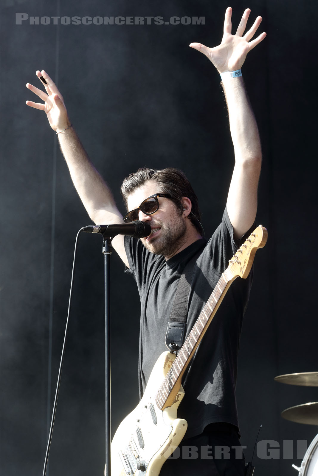 BALTHAZAR - 2015-08-29 - SAINT CLOUD - Domaine National - Scene de la Cascade