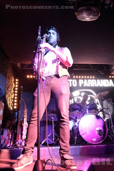 BALTO PARRANDA - 2018-10-12 - PARIS - Gibus Club