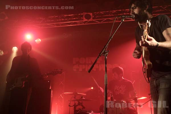 BANTAM LYONS - 2016-03-24 - PARIS - Point Ephemere