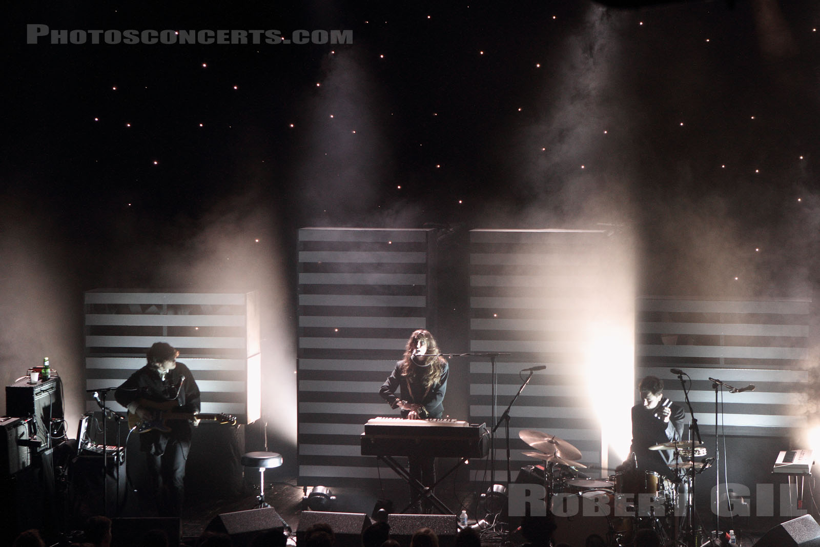BEACH HOUSE - 2012-11-20 - PARIS - Le Trianon
