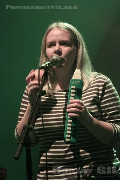 BELLE AND SEBASTIAN - 2014-10-31 - PARIS - Grande Halle de La Villette