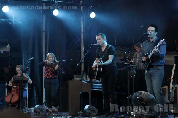 BELLE AND SEBASTIAN - 2016-08-12 - SAINT MALO - Fort de St Pere