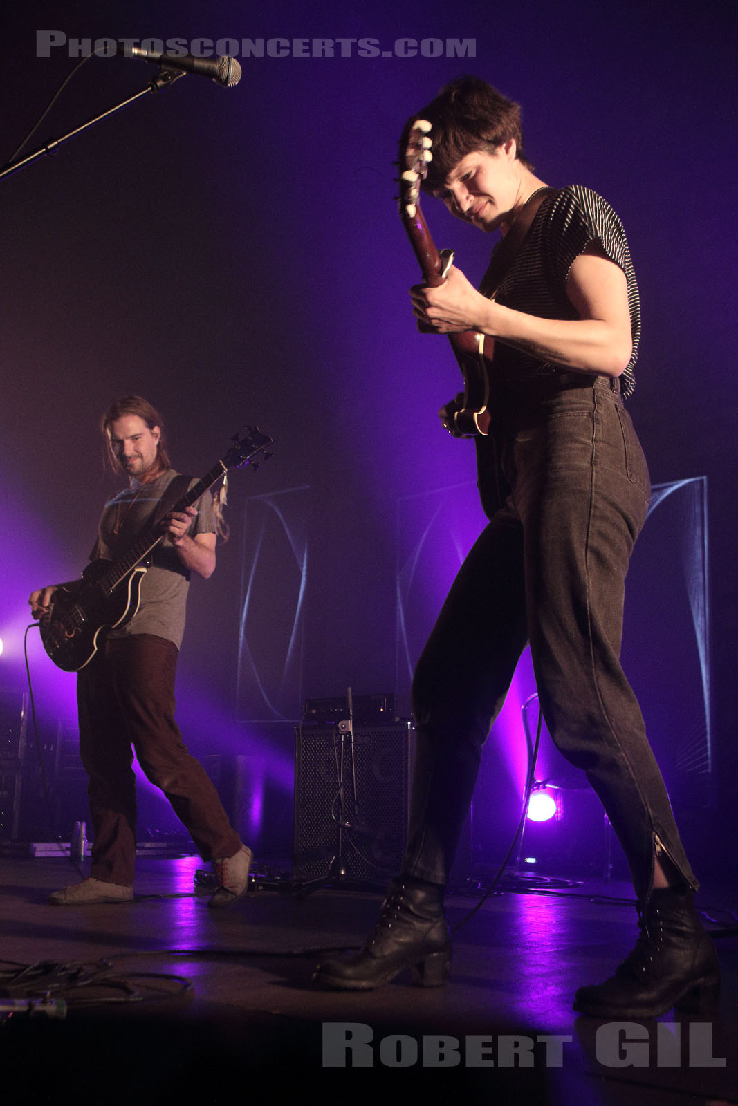 BIG THIEF - 2017-10-31 - PARIS - Cafe de la Danse