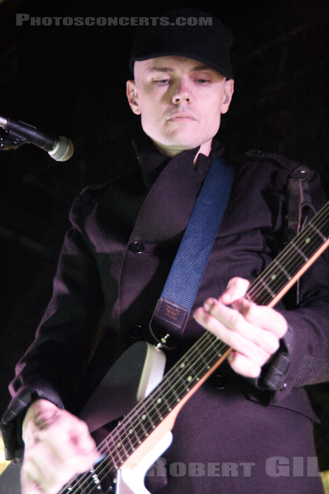 BILLY CORGAN - 2005-06-10 - PARIS - La Cigale