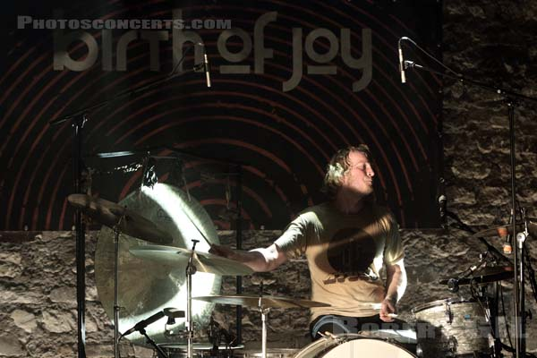 BIRTH OF JOY - 2016-09-22 - PARIS - Cafe de la Danse