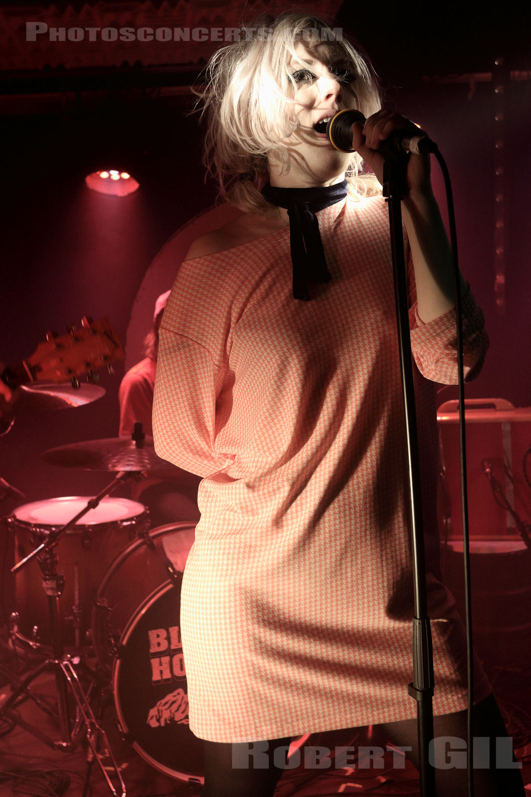BLACK HONEY - 2017-01-23 - PARIS - Le Pop-Up du Label