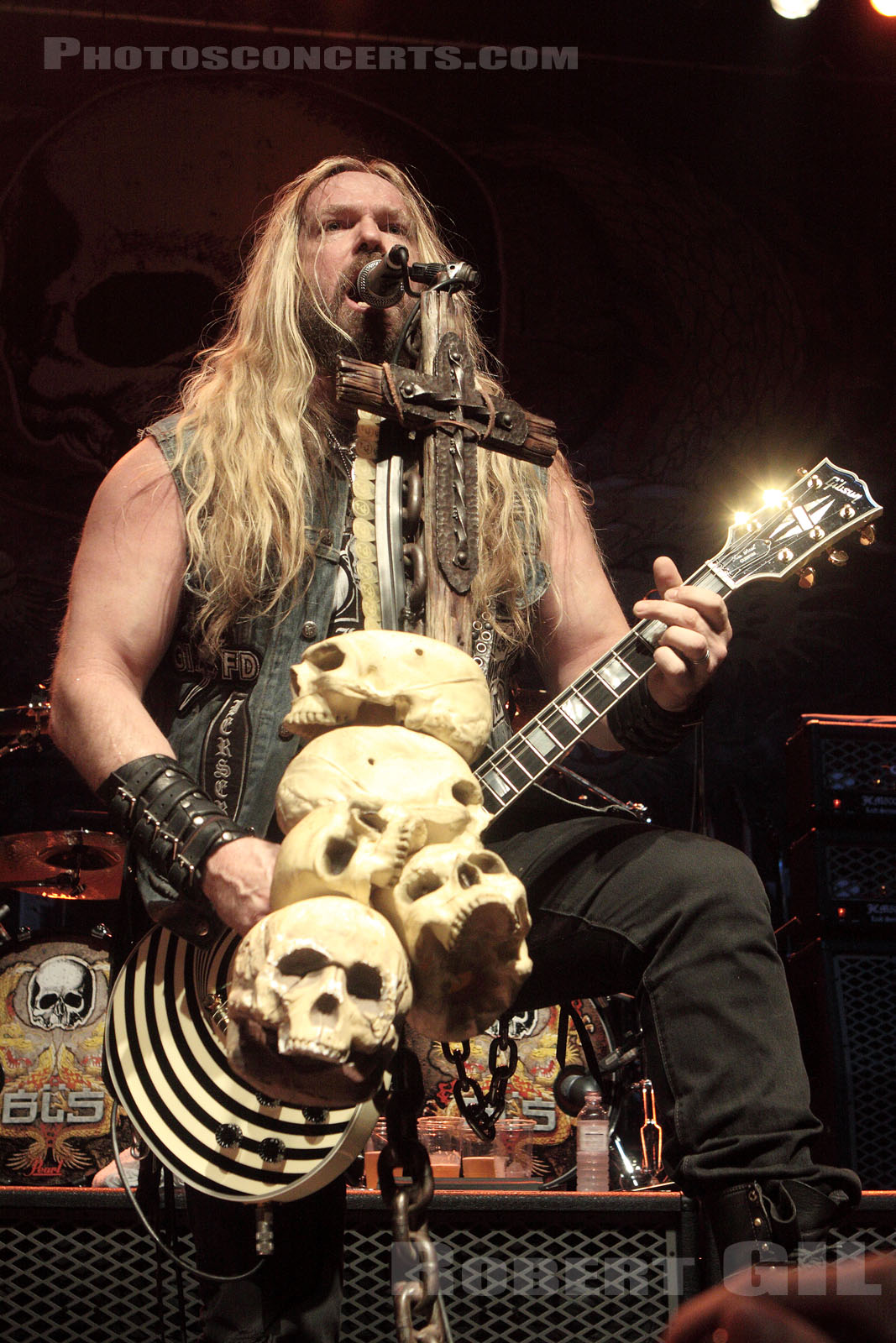 BLACK LABEL SOCIETY - 2011-02-25 - PARIS - La Cigale