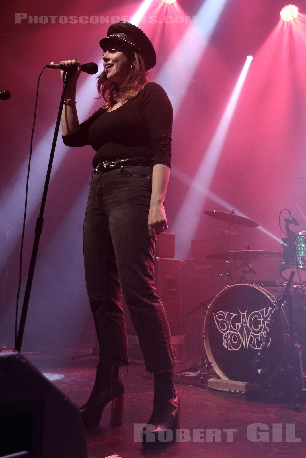 BLACK MOTH - 2018-06-13 - PARIS - La Cigale