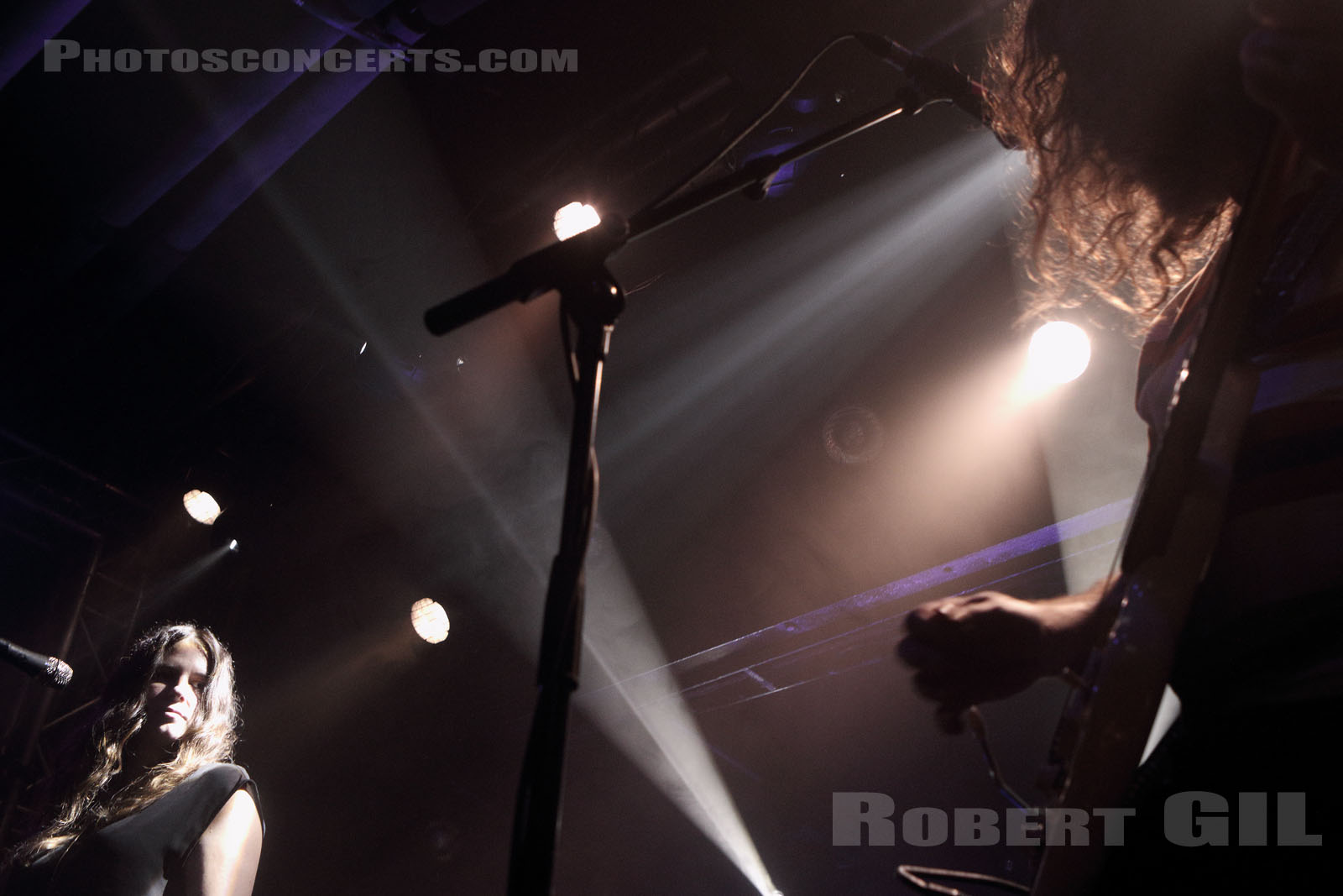 BLACK MOUNTAIN - 2016-04-08 - PARIS - La Fleche d'Or