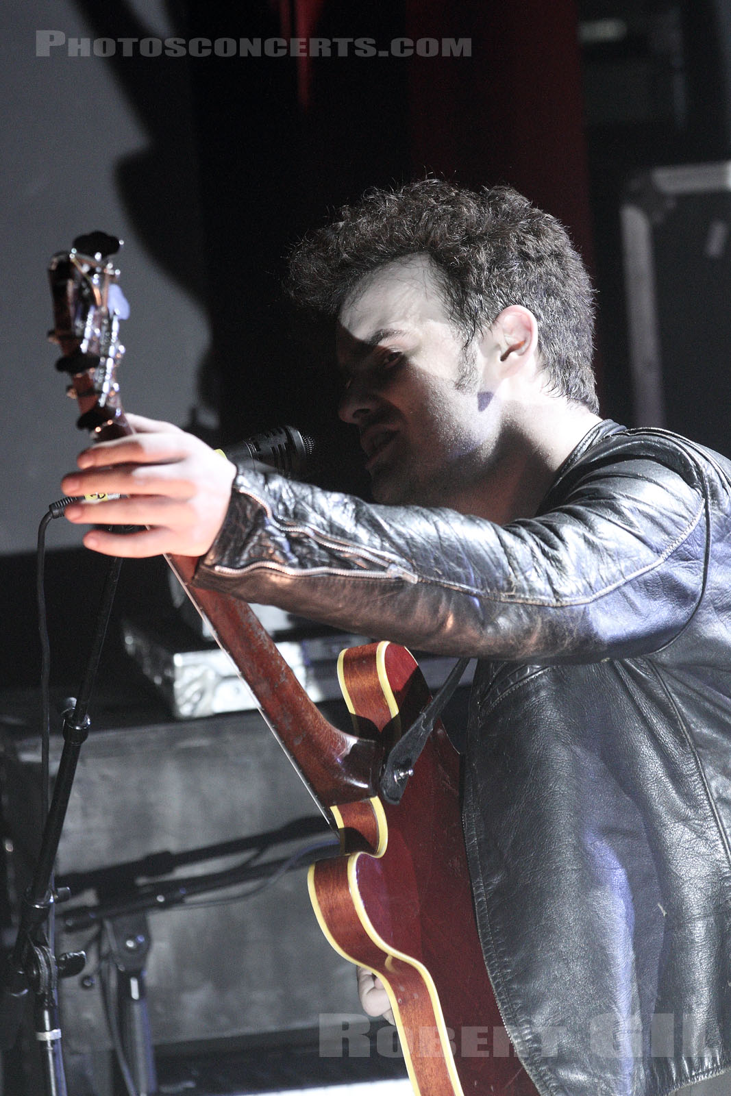 BLACK REBEL MOTORCYCLE CLUB - 2013-03-16 - PARIS - Le Trianon