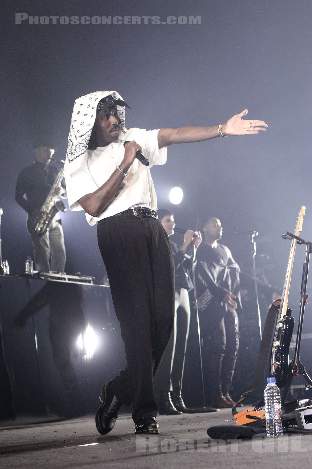 BLOOD ORANGE - 2018-11-02 - PARIS - Grande Halle de La Villette