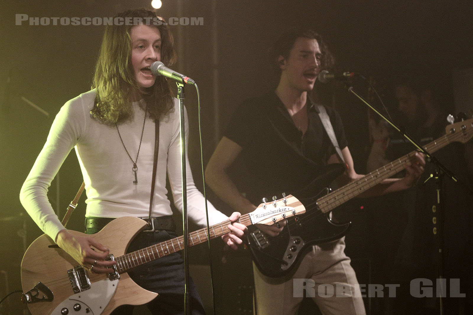 BLOSSOMS - 2017-02-07 - PARIS - Point Ephemere