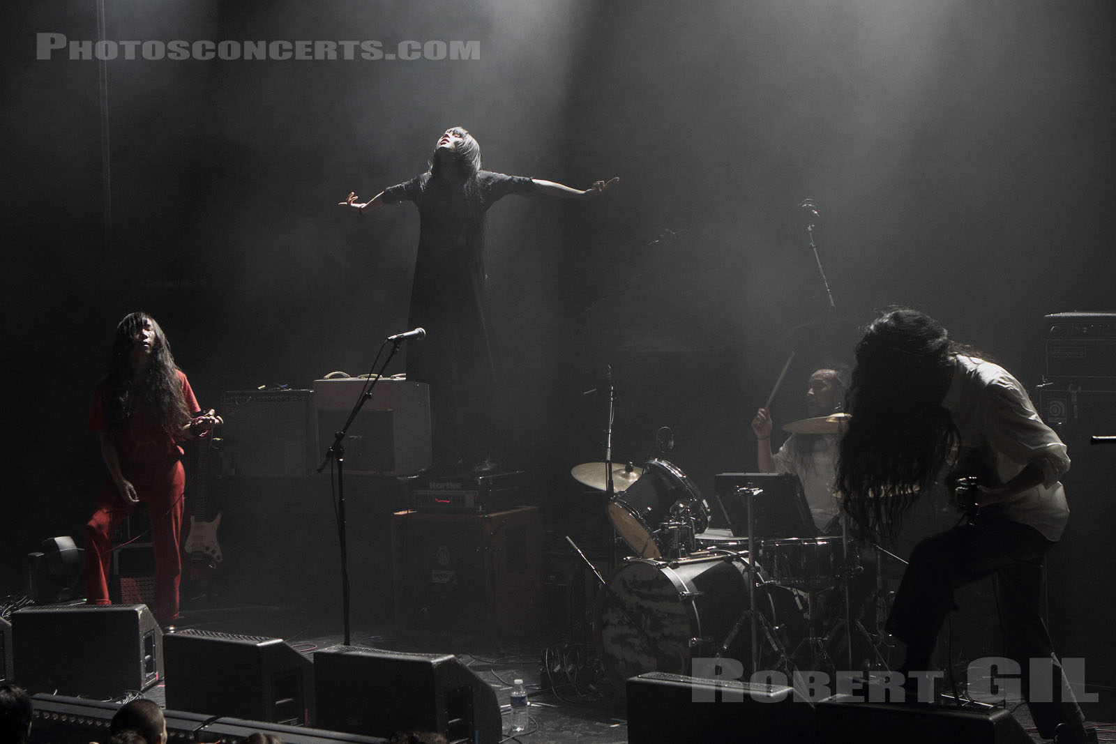 BO NINGEN - 2016-03-01 - PARIS - La Cigale