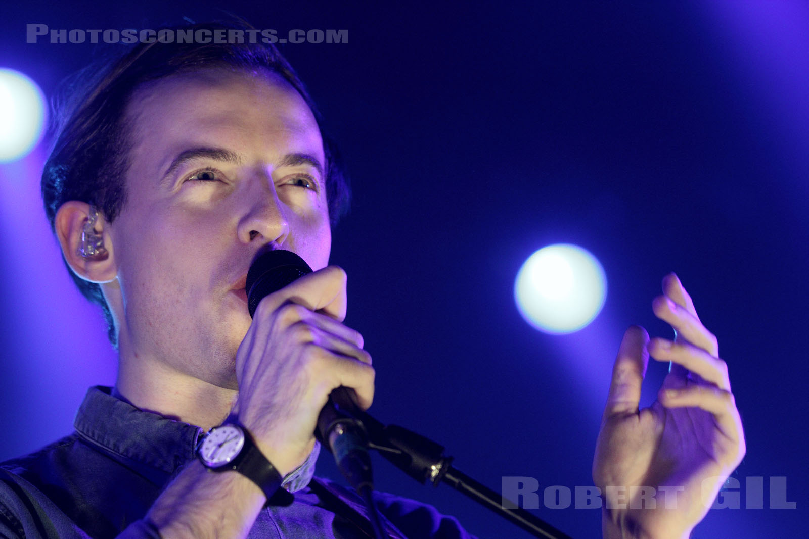 BOMBAY BICYCLE CLUB - 2014-11-25 - PARIS - Le Bataclan