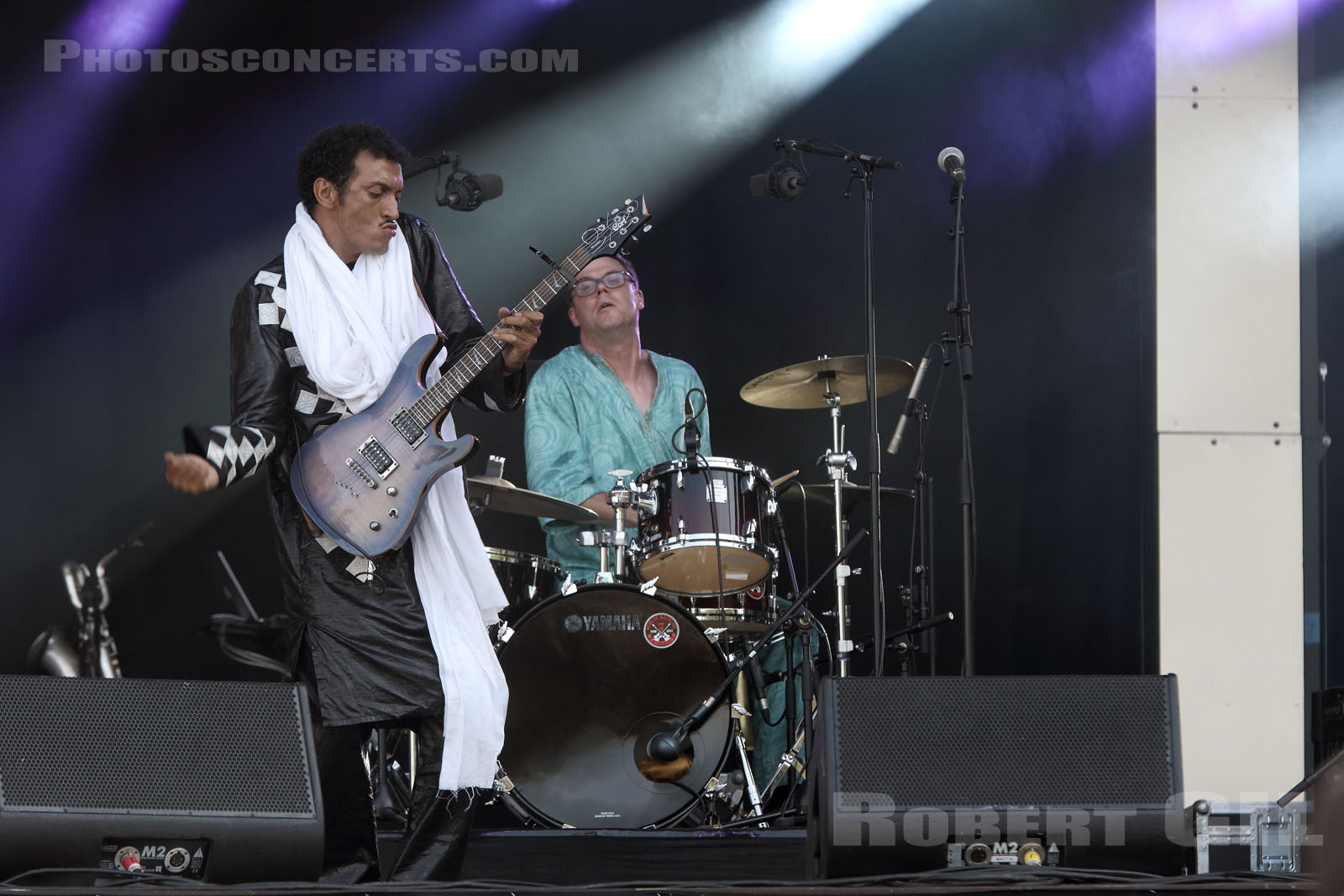 BOMBINO - 2016-08-26 - SAINT CLOUD - Domaine National - Grande Scene