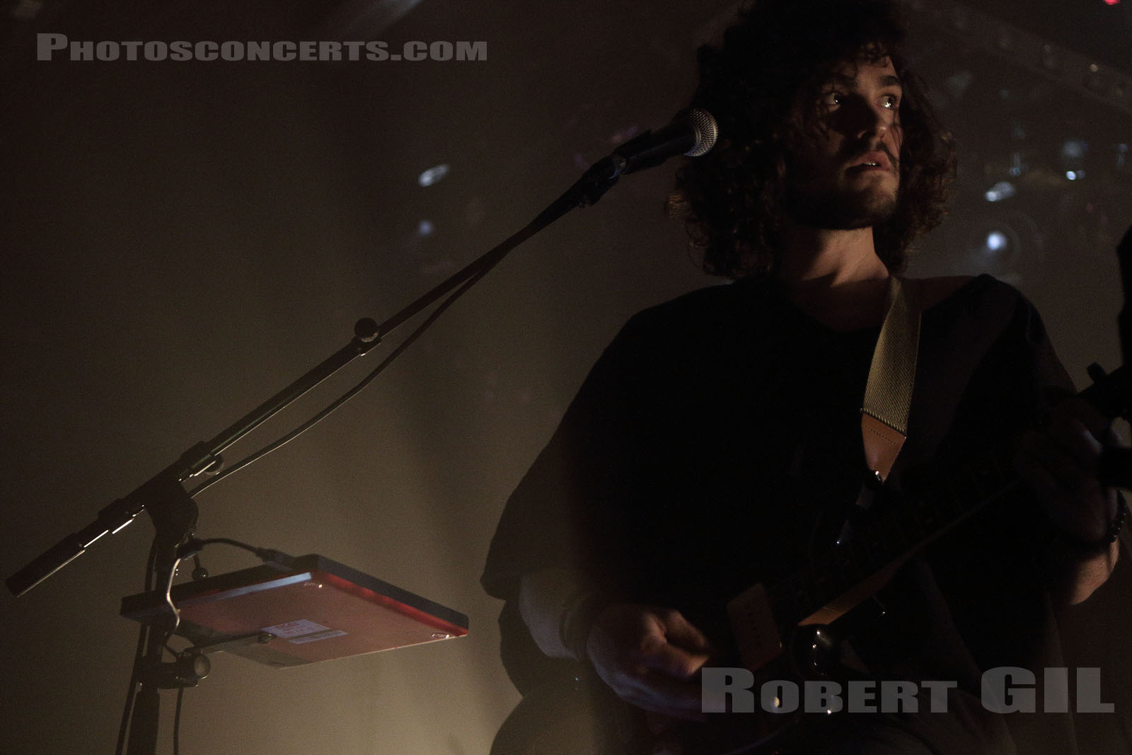 BOREAL WOOD - 2016-05-11 - PARIS - La Maroquinerie