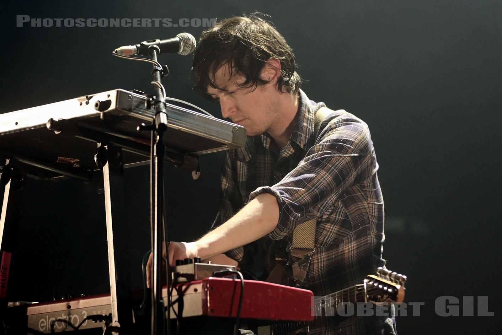 BORN RUFFIANS - 2015-10-14 - PARIS - La Cigale