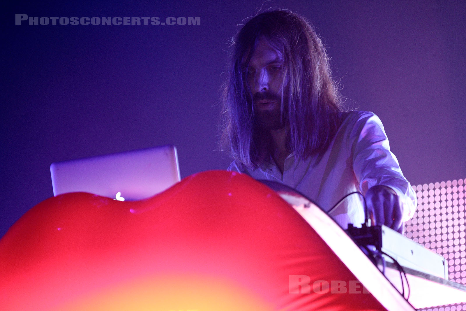 BREAKBOT - 2012-09-16 - PARIS - Parc de Bagatelle