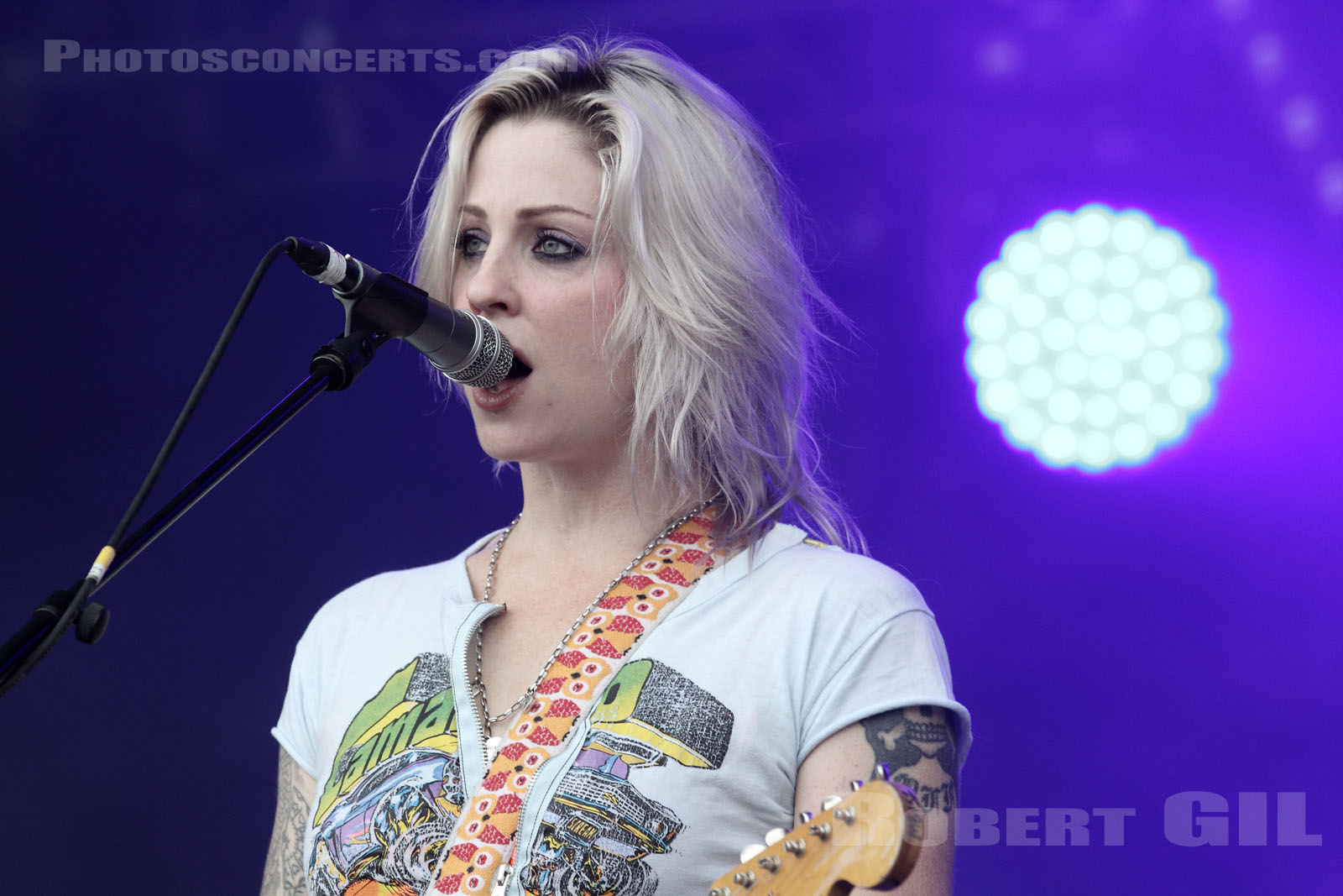 BRODY DALLE - 2014-08-24 - SAINT CLOUD - Domaine National - Scene de l'Industrie