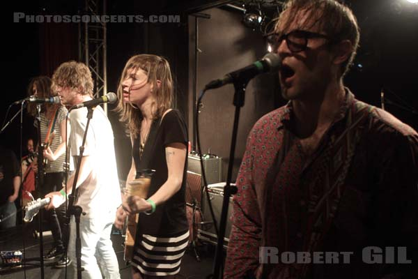 BRONCHO - 2015-04-25 - PARIS - La Fleche d'Or