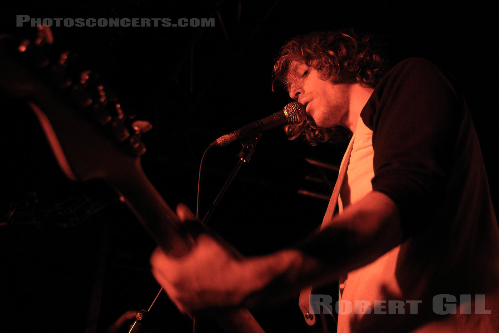 BURNSIDE ELEVEN - 2015-12-22 - PARIS - L'International