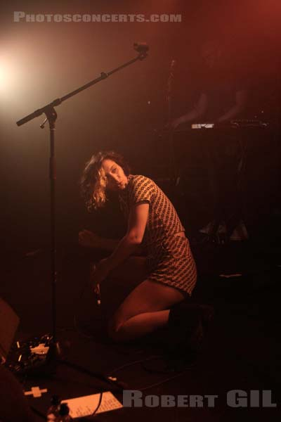 CAMP CLAUDE - 2016-05-11 - PARIS - La Maroquinerie