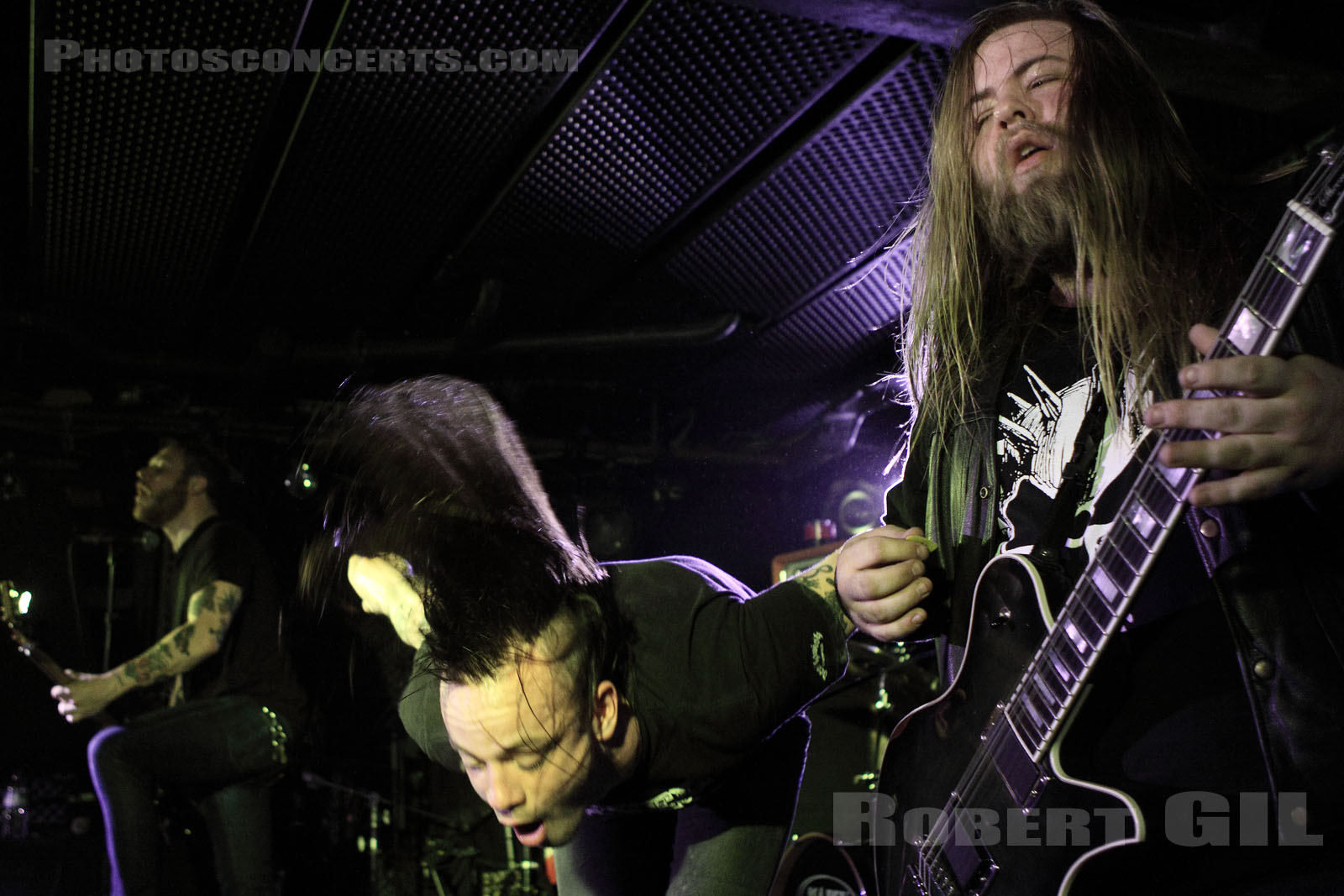 CANCER BATS - 2010-04-18 - PARIS - Batofar