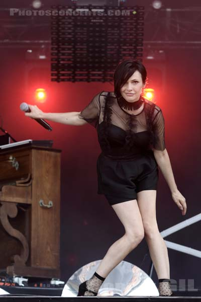 CARAVAN PALACE - 2016-08-26 - SAINT CLOUD - Domaine National - Grande Scene