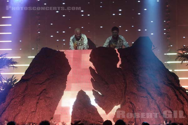 CASSIUS - 2016-11-20 - PARIS - La Cigale
