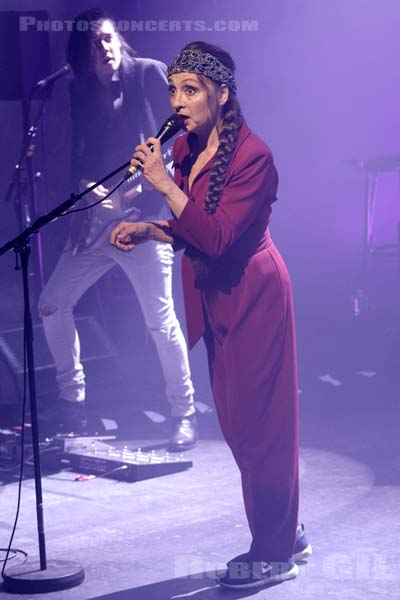 CATHERINE RINGER - 2017-09-04 - PARIS - La Cigale