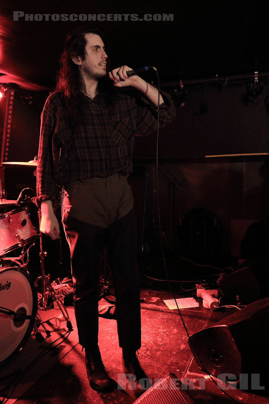 CHASTITY - 2019-02-01 - PARIS - Olympic Cafe