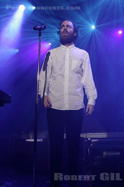CHET FAKER - 2014-11-13 - PARIS - La Cigale