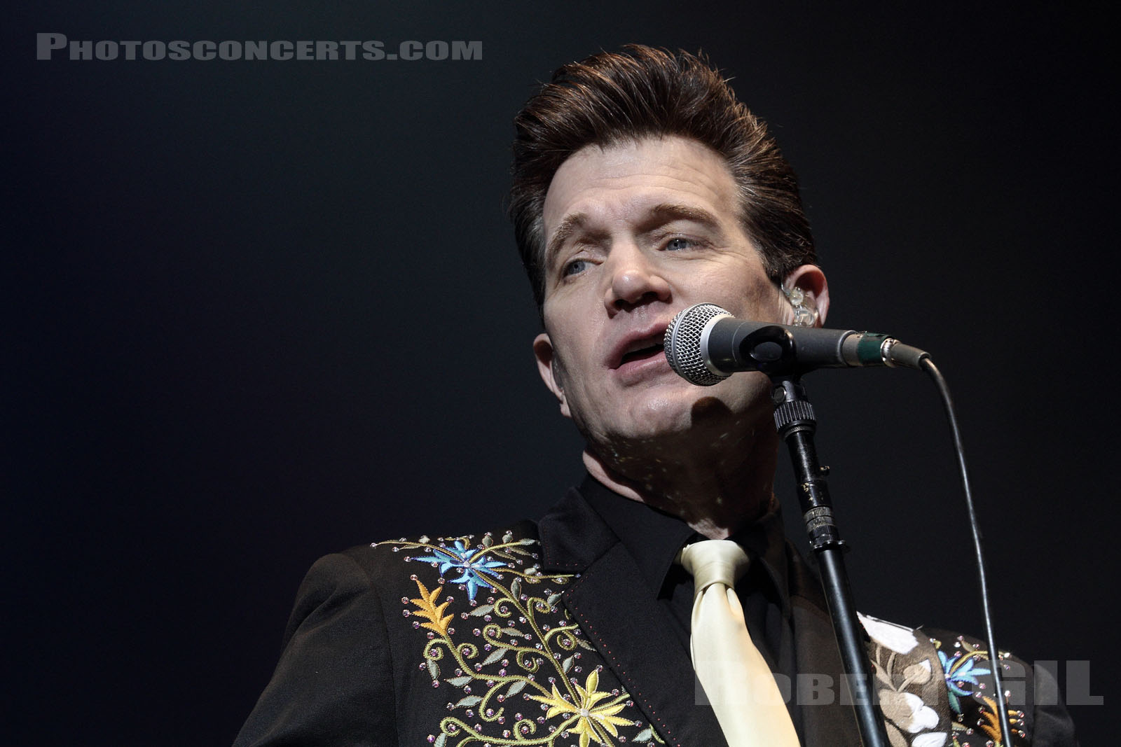 CHRIS ISAAK - 2012-10-12 - PARIS - Grand Rex