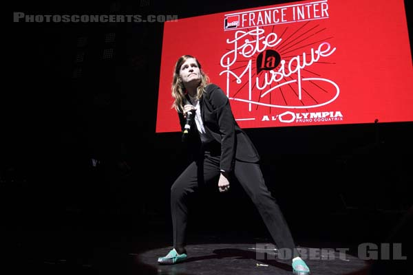 CHRISTINE AND THE QUEENS - 2014-06-21 - PARIS - Olympia