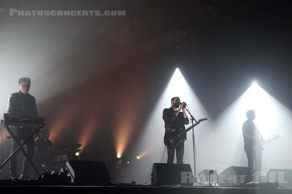 CIGARETTES AFTER SEX - 2017-11-03 - PARIS - Grande Halle de La Villette