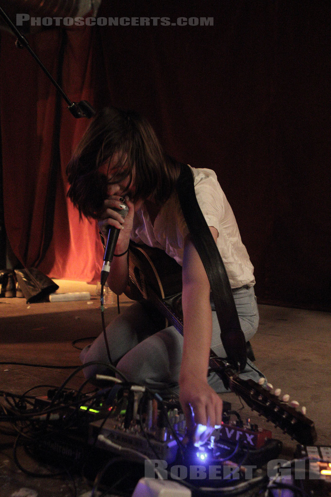 CIRCUIT DES YEUX - 2015-09-29 - PARIS - Olympic Cafe